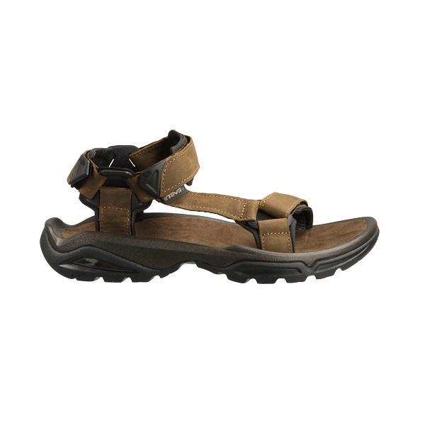 teva terra fi 4 læder sandal