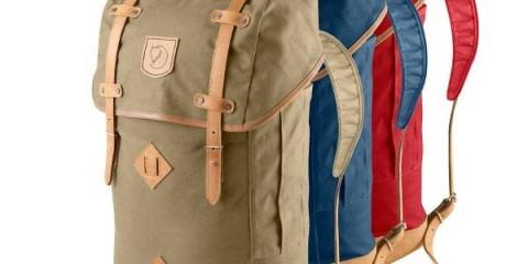 fjällräven rygsække tasker