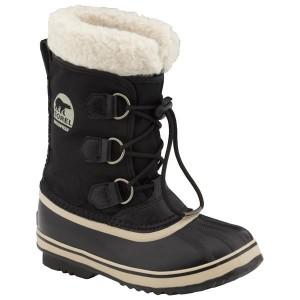 sorel yoot pac nylon støvler til børn