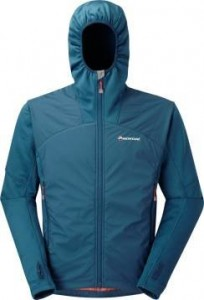 Alpha Guide Jacket Blue
