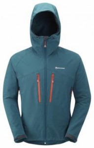 Alpine Stretch Jacket Men Moroccan blue