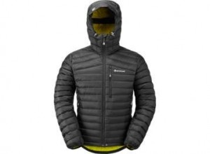 Featherlite™ Down Jacket Sort