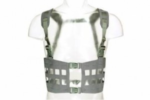 SPLITminus Chest Rig Wolf