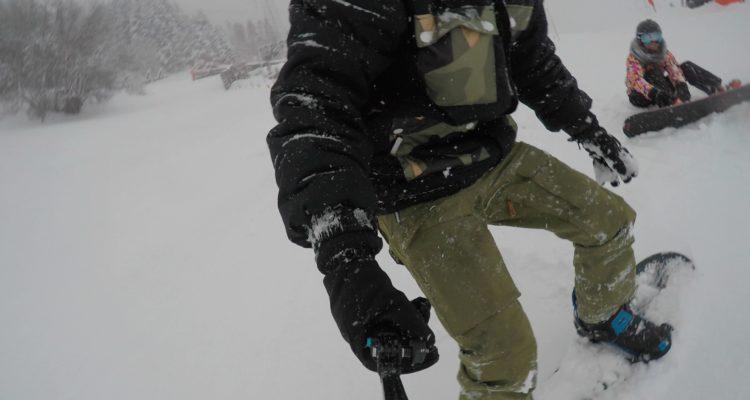 skihandsker test