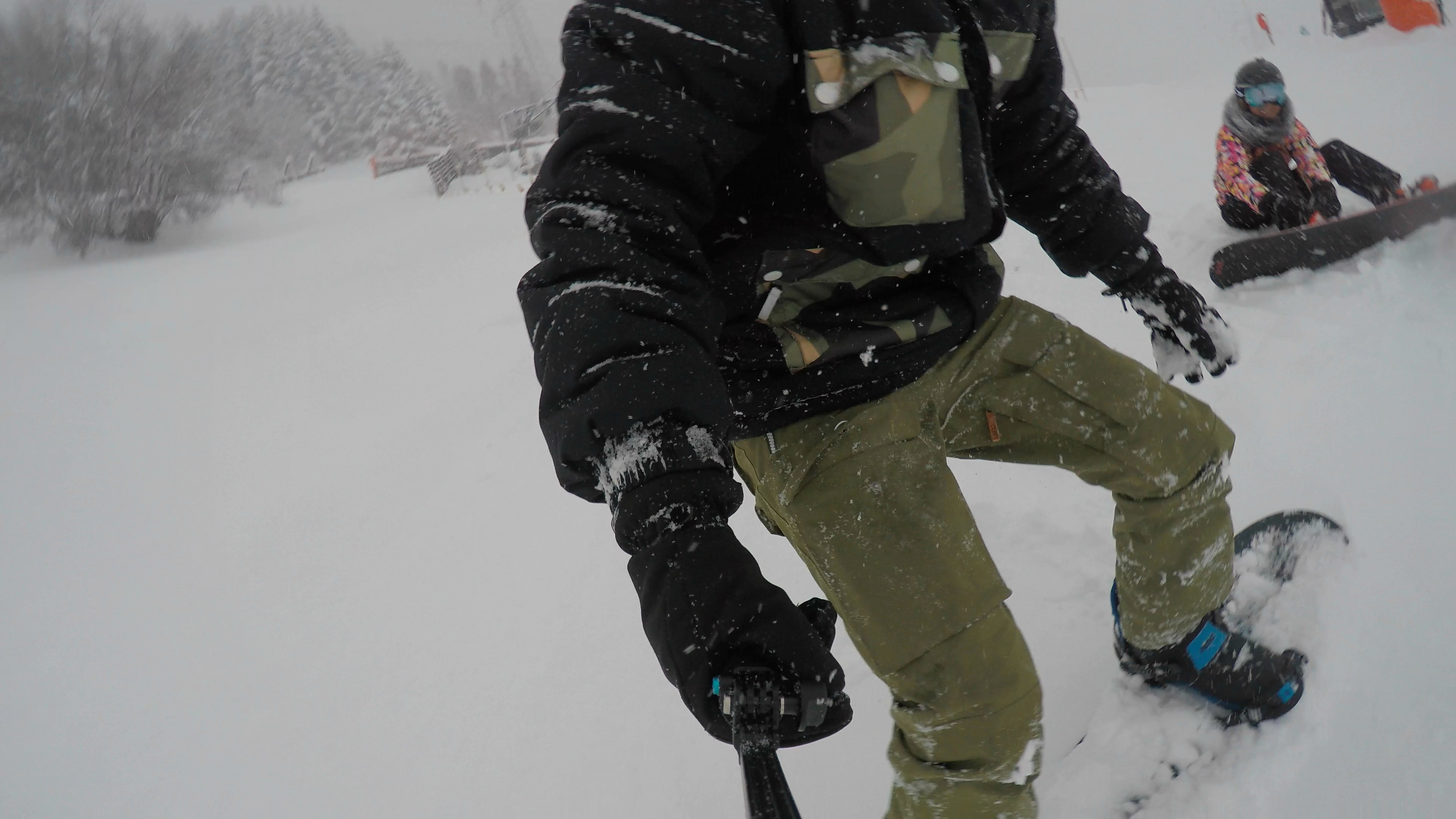 skibukser test