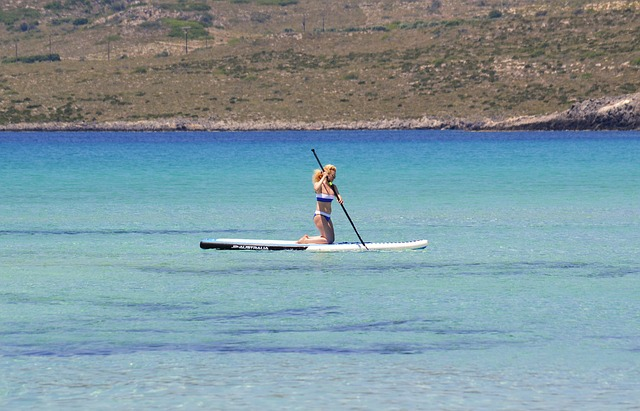 oppustelige paddle boards