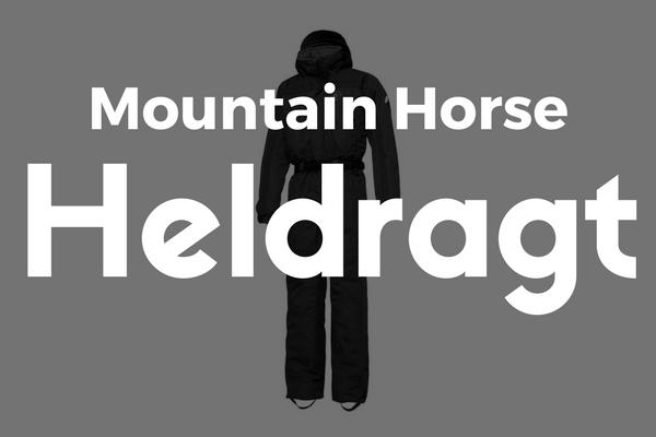 mountain horse dragt