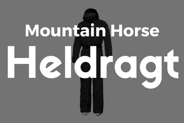 mountain horse dragt
