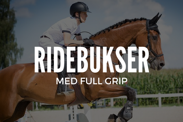 full grip ridebukser