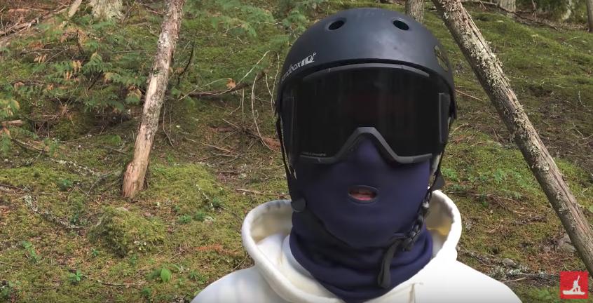 airhole ansigtsmaske balaclava