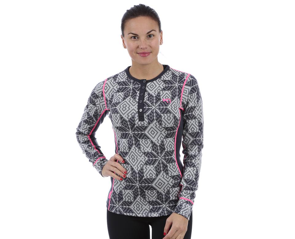 Kari Traa skiundertøj med uld