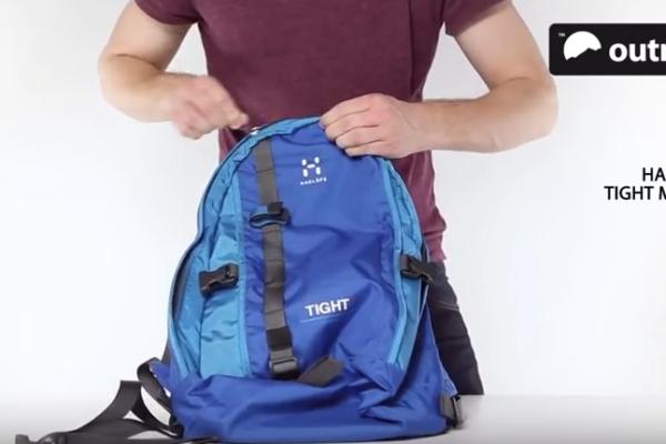 haglofs tight rygsæk