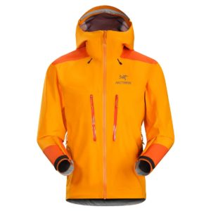 Arcteryx Mens Alpha AR Jacket