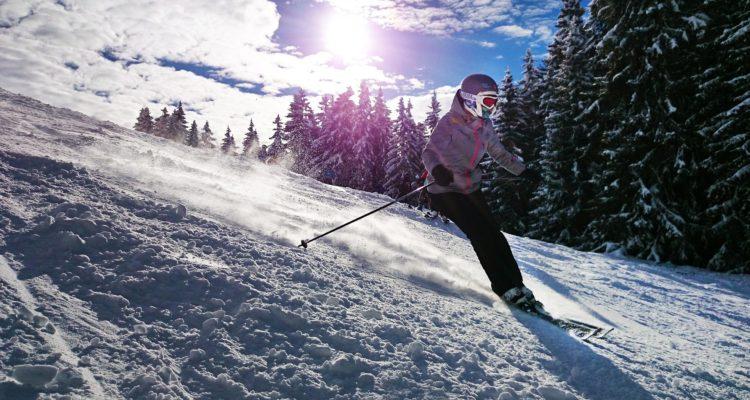 Ski heldragt voksen