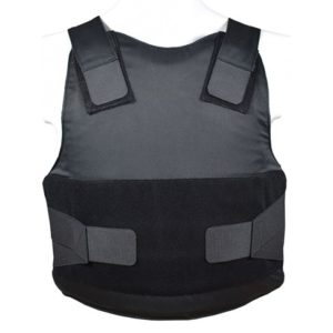 Protection Group - Skudsikker og Stiksikker Vest (NIJ IIIA + Stab level 1)