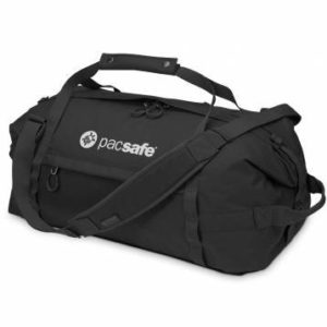 Duffelsafe AT45 Black Tyverisikret bag