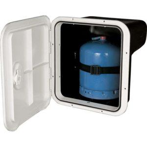 Nuova Rade Top Line container til 3 kg gasflaske – sikker opbevaring